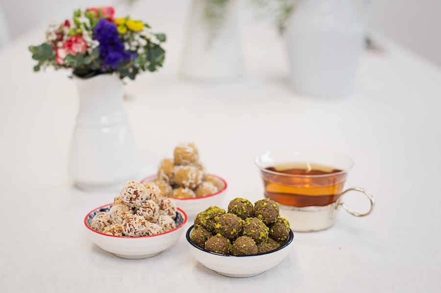 Dosha Kitchen Energy Balls