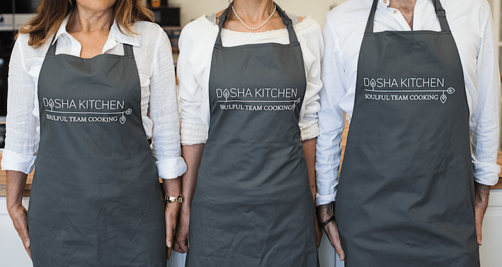 Dosha Kitchen Group Cooking
